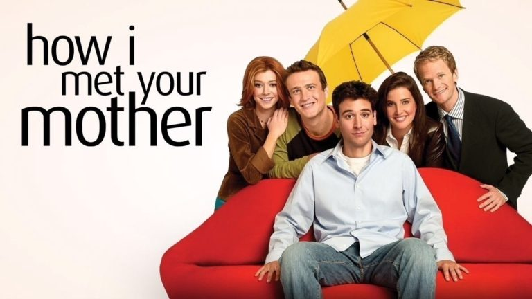 how i met your mother 追愛總動員