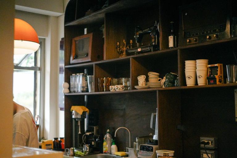 中山區 登波咖啡